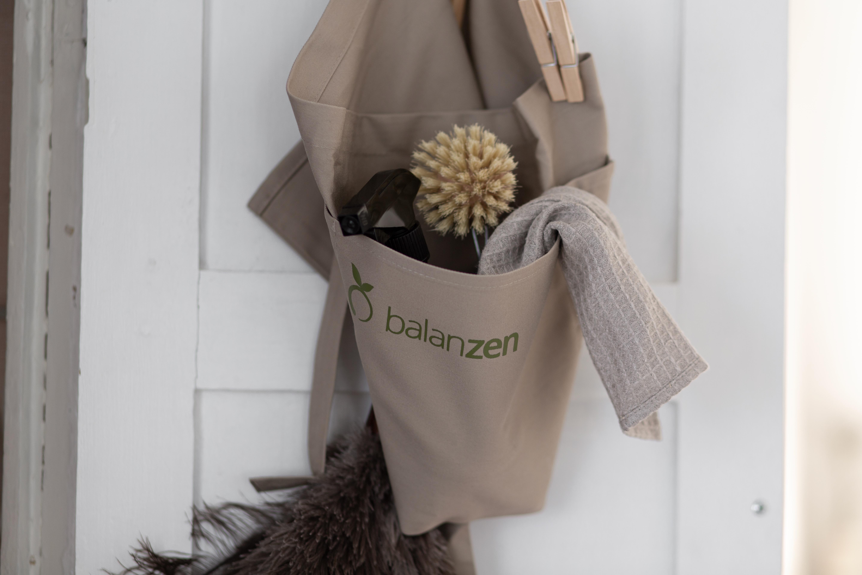 Ekologisk hemstädning i Stockholm med Balanzen